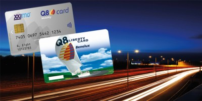 cartes carburant Q8