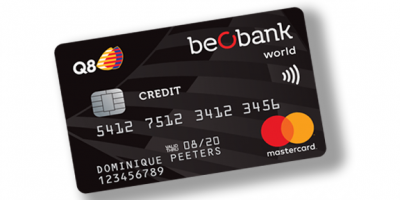 Beobank Q8 World Mastercard